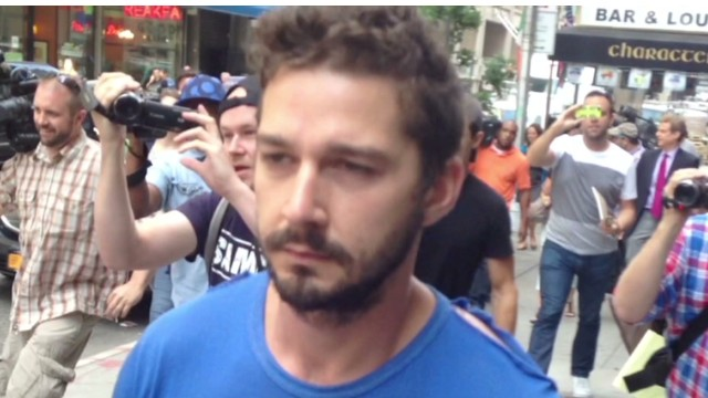 Shia Labeouf released from jail