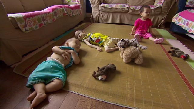 'Baby hatches' full of abandoned kids