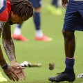 Jermaine Jones Training World Cup
