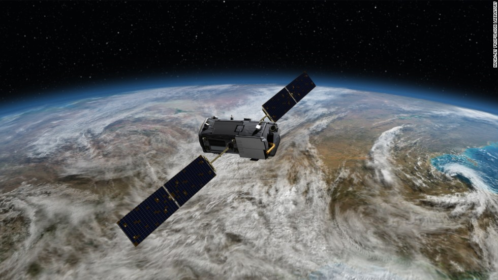 Launch of satellite to study carbon pollution delayed