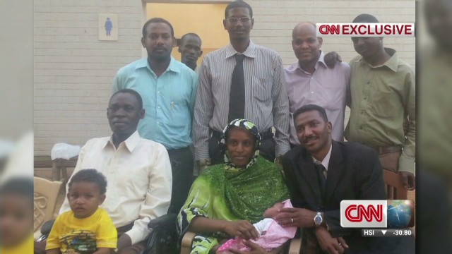 Sudanese Christian fears for her life