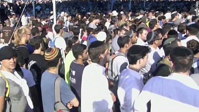Israeli teens honored and laid to rest