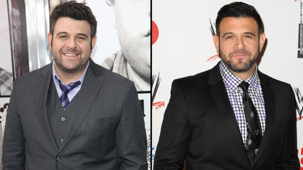 "Travel Channel personality Adam Richman is proud of his more than 60-pound weight loss, but the ""Man Finds Food"" star's promotion of his new physique in July caused a fallout with some of his Instagram followers."