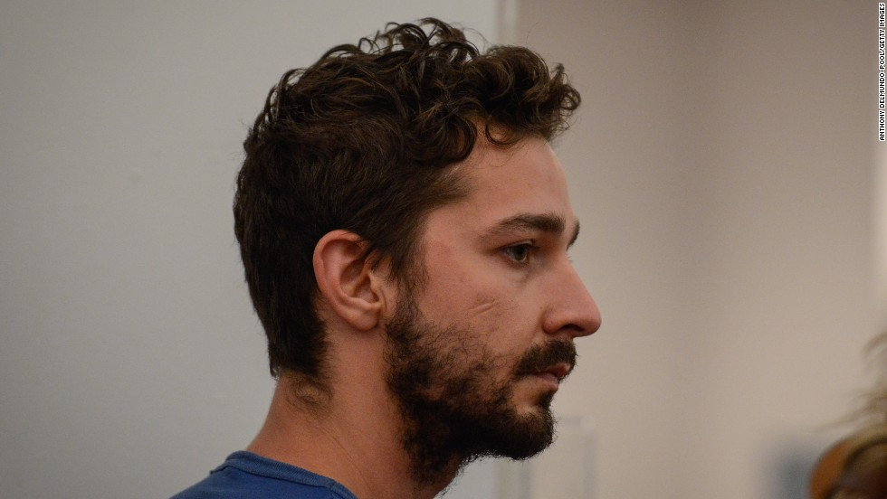 "Shia LaBeouf's recent bizarre behavior culminated in his being <a href=""http://www.cnn.com/2014/06/26/showbiz/shia-labeouf-charged/"">arrested in New York </a>and charged with harassment, disorderly conduct and criminal trespass at the Broadway show ""Cabaret."" The actor's rep said: ""Contrary to previous erroneous reports, Shia LaBeouf has not checked into a rehabilitation facility but he is voluntarily receiving treatment for alcohol addiction. He understands that these recent actions are a symptom of a larger health problem and he has taken the first of many necessary steps towards recovery."""
