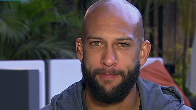 Tim Howard finds new publicity 'amusing'