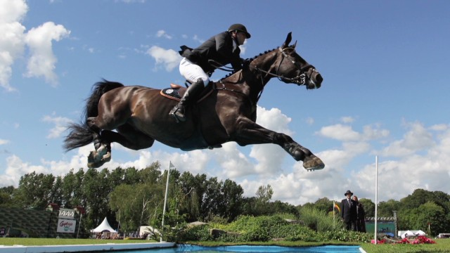 What makes Hickstead an Equestrian icon?