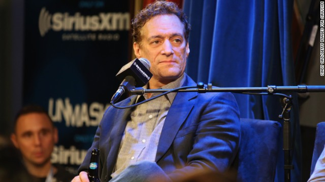 "Anthony Cumia, seen here in 2014, was once part of the ""Opie and Anthony"" shock-jock team."