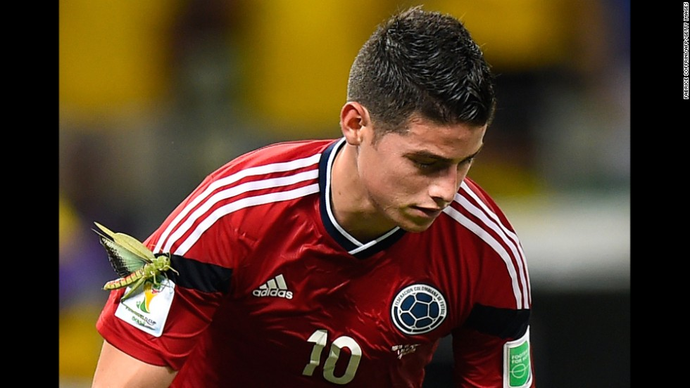 James Rodriguez was the star of the World Cup but not even his superhero efforts could propel Colombia past Brazil and into the semifinals. Rodriguez netted a penalty -- his sixth goal of the tournament -- to reduce the deficit to 2-1 but was unable to muster an equalizer.