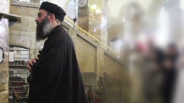 Video emerges of purported ISIS leader