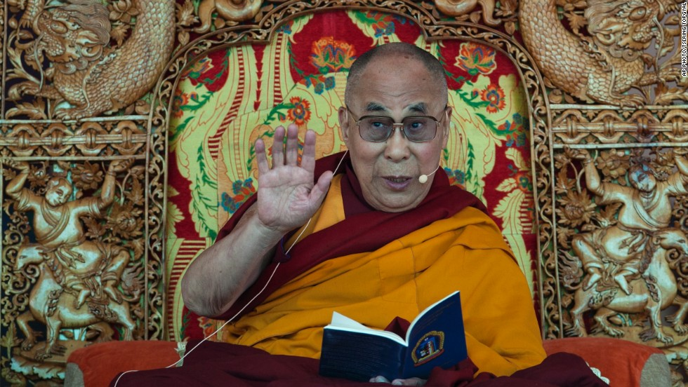 Dalai Lama to Myanmar, Sri Lanka Buddhists: Stop violence against Muslims