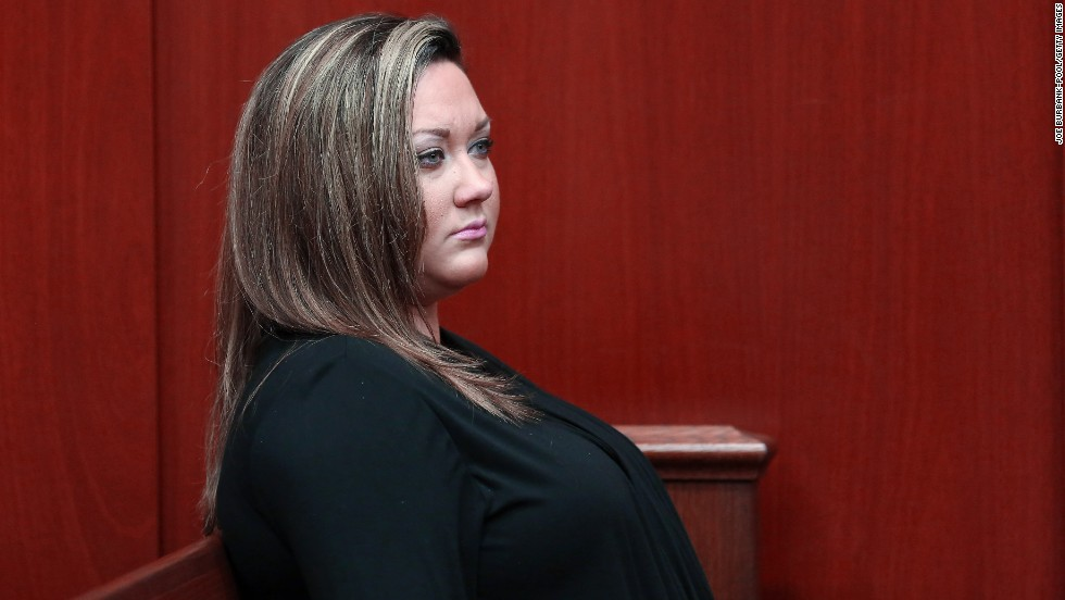 Shellie Zimmerman, ex-wife of George Zimmerman, filed for divorce in 2013.