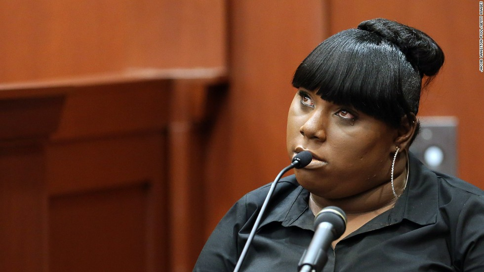 Prosecution witness Rachel Jeantel graduated from an alternative high school in Miami. Jeantel said she wants to graduate from college.