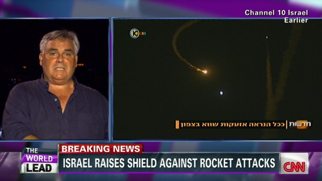 Israel raises shield against rocket attacks