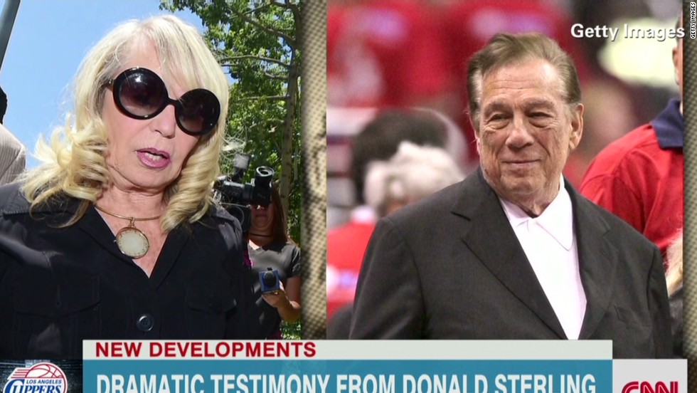 Donald Sterling opposes wife as he seeks broadcast deal for Clippers