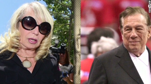 Donald Sterling: Wife is a 'pig'