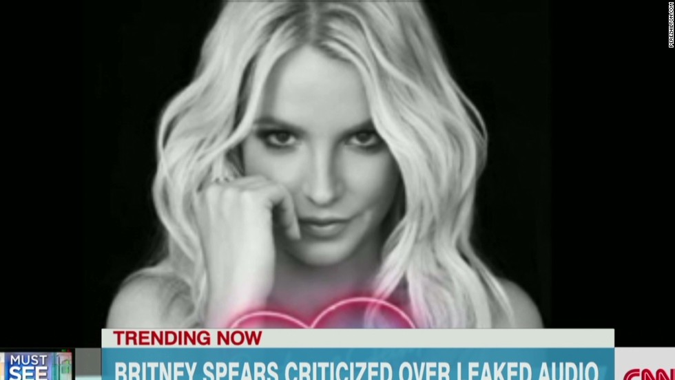Is this Britney's REAL singing voice? - CNN Video