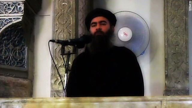 Could ISIS leader become a drone target?