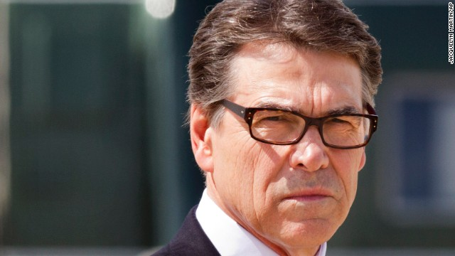 Gov. Perry: Secure that border, Obama