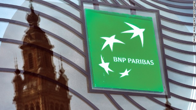 The road to the BNP Paribas fine