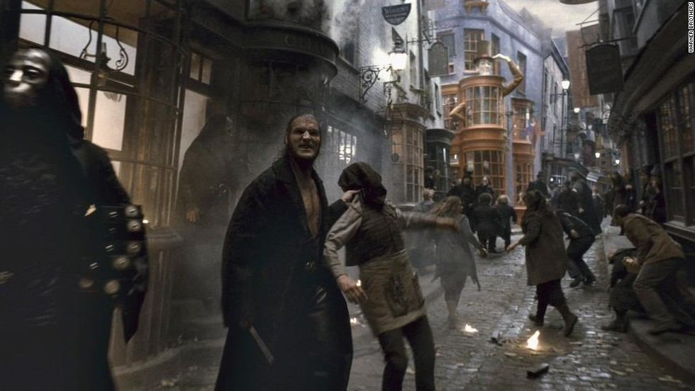 "<a href=""http://www.cnn.com/2014/07/11/showbiz/celebrity-news-gossip/harry-potter-david-legeno-obit/index.html"">David Legeno</a>, known for playing Fenrir Greyback in the ""Harry Potter"" movies, was found dead July 6, by hikers in a remote desert location in Death Valley, California. He was 50. ""It appears that Legeno died of heat-related issues, but the Inyo County Coroner will determine the final cause of death,"" read a press release from the Inyo County Sheriff's Department. ""There are no signs of foul play."""