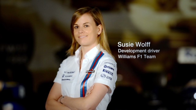 Will Susie Wolff make history in Hockenheim?