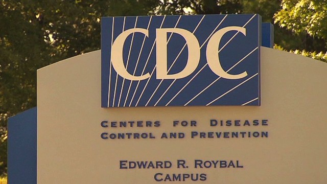 CDC director reacts to anthrax incident