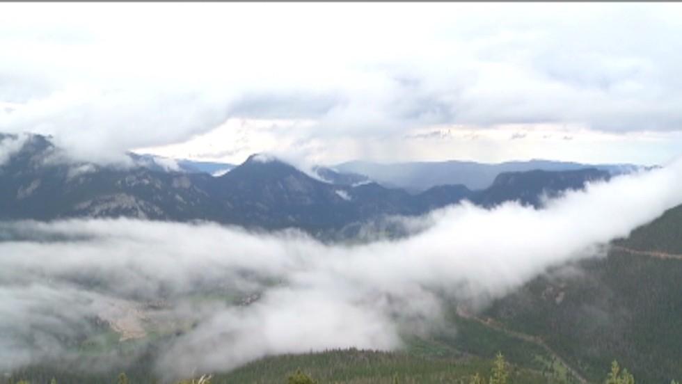 Lightning strikes in Colorado park kill 2 people in 2 days