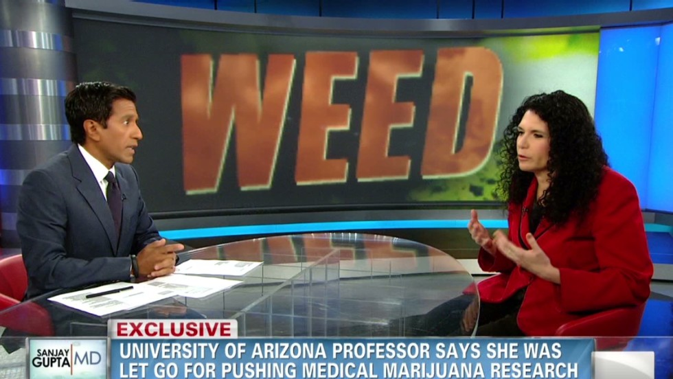 Medical marijuana research stalls after Arizona professor is let go