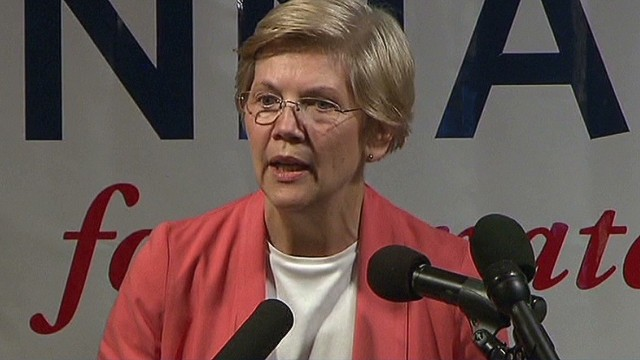 Elizabeth Warren storms West Virginia