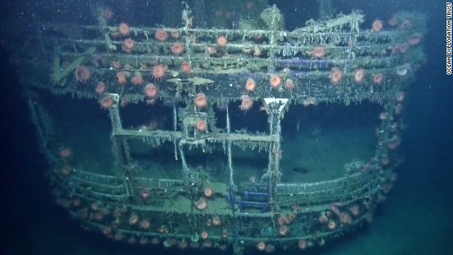 World War Ii Wreckage Haunts Gulf Of Mexico Cnn