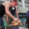 Blacksmiths Farrier competition