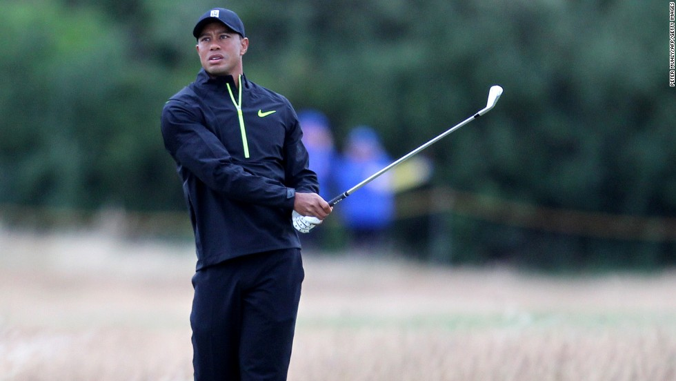 Tiger Woods has won The British Open three times and will be looking to replicate the form he produced in 2006 which saw him take the trophy at Hoylake.