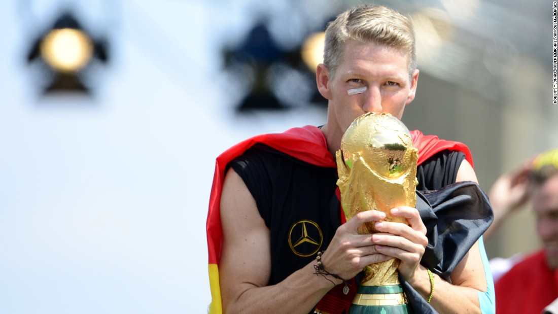 Germany midfielder Bastian Schweinsteiger has agreed to join Manchester United from Bundesliga champions Bayern Munich on a three-year-deal. The 30-year-old has won every major trophy available and captained his country to World Cup victory in Brazil last year.