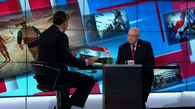 Defiant Cheney accepts no blame for Iraq
