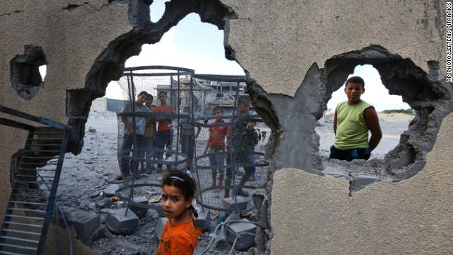 Mideast crisis: Children pay the price