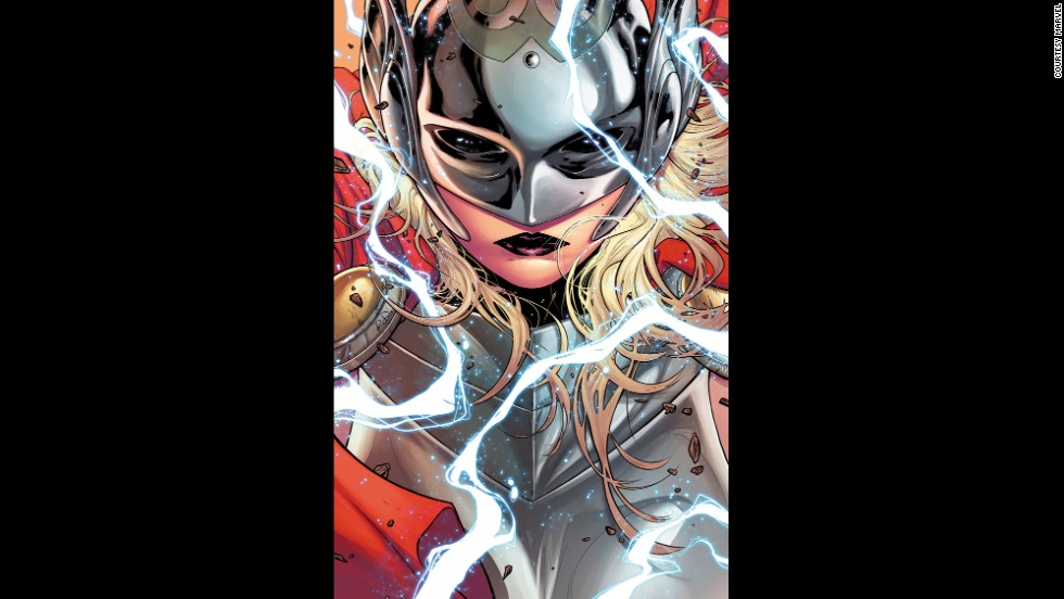 "It's a new day for the god of thunder: Thor will now be a woman, Marvel announced July 15. ""This is not She-Thor,"" writer Jason Aaron said in a news release. ""This is not Lady Thor. This is not Thorita. This is THOR. This is the THOR of the Marvel Universe. But it's unlike any Thor we've ever seen before."""