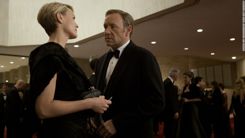 "February. The month of love. And we couldn't love more the fact that Season 3 of<strong> ""House of Cards"" </strong>debuts on February 27 on <strong>Netflix</strong>. But the machinations of Frank and Claire Underwood in the nation's capital aren't the thing to look forward to streaming in February ...."