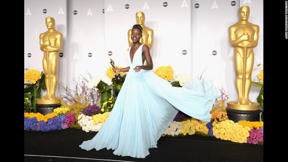 "<strong>Best:</strong> During awards season, Lupita Nyong'o won moviegoers' hearts, dazzled on the red carpet and took home a bunch of acting awards, including the best supporting actress Oscar for ""12 Years a Slave."" The gifted actress was also People magazine's ""Most Beautiful"" person, and she's been cast in ""Star Wars: Episode VII."" Nyong'o's only worry may be that no other year can compare with 2014."