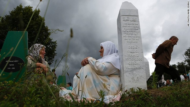 Srebrenica: Justice delayed, not denied