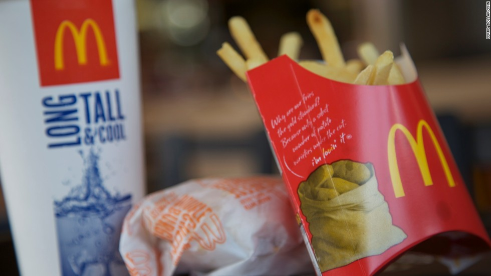 Can McDonald's get back on top of the fast food chain?