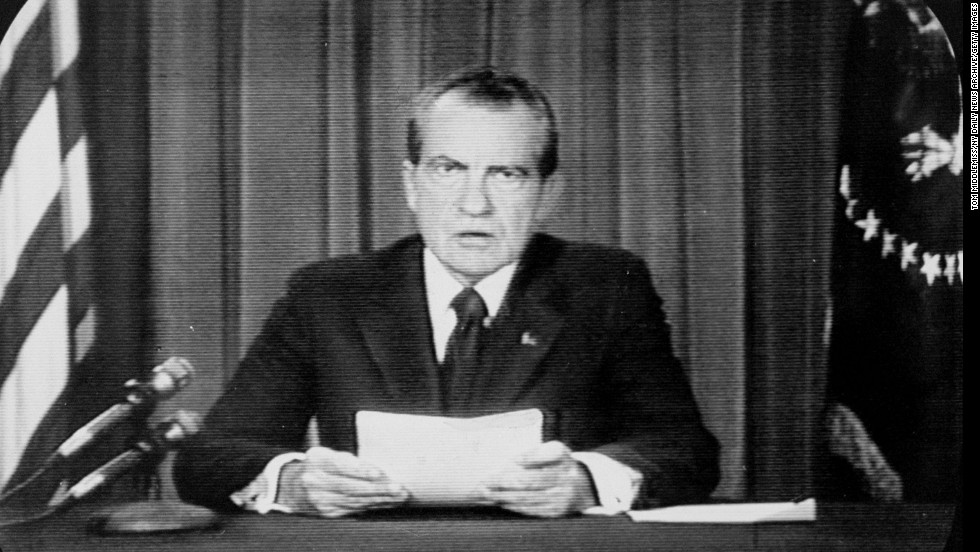 effects of watergate scandal on american society Undoing a president  it would soon become the most notorious political scandal in american history  (potential) crimes committed during the watergate scandal.