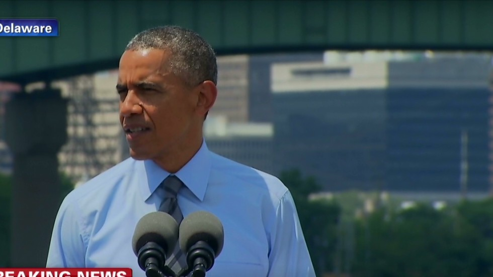 Obama comments on MH17 crash - CNN Video