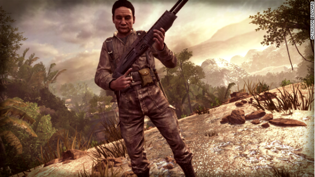 Imprisoned dictator suing 'Call of Duty'