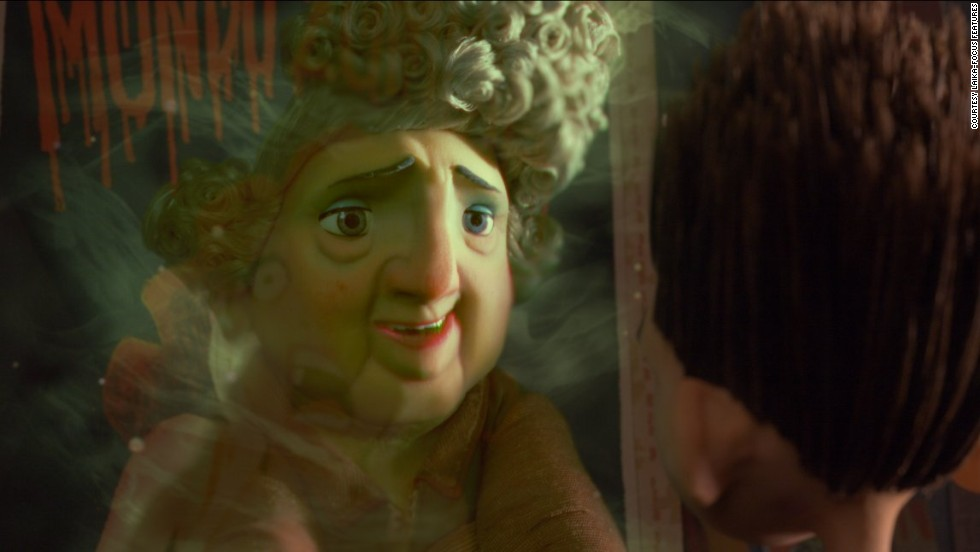 "In 2012, Stritch voiced the ghost of Norman's grandma in ""ParaNorman."""