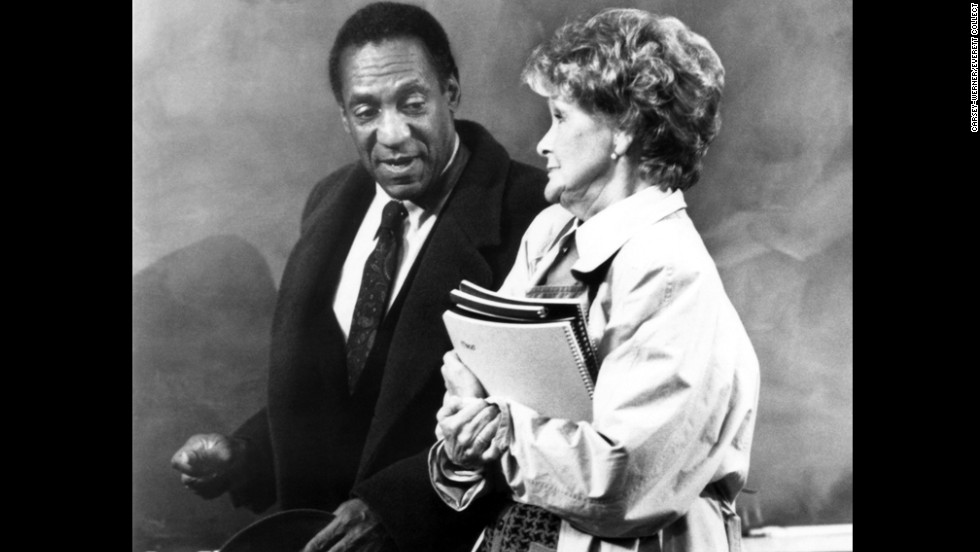 "Stritch played Mrs. McGee, the no-nonsense schoolteacher, on three episodes of ""The Cosby Show."""