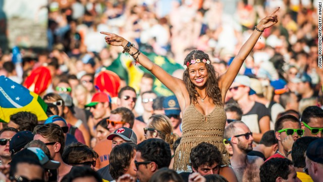 The ongoing pandemic has halted these concerts and festivals