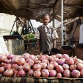 Humans of Khartoum boy onions