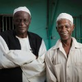 Humans of Khartoum two men