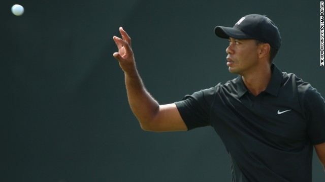 Tiger Woods won't be playing in the Ryder Cup because his back needs time to heal.