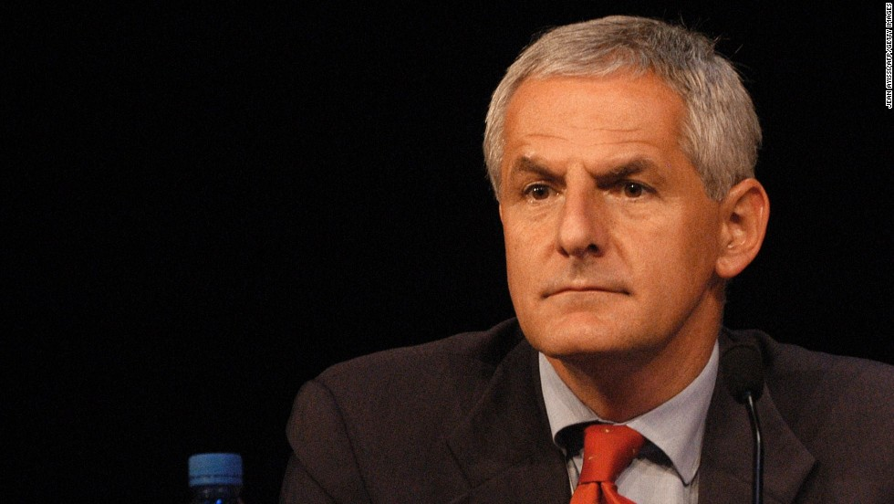 Prominent Dutch scientist Joep Lange was a pioneer in HIV research and a former president of the International AIDS Society, which organizes the International AIDS Conference.